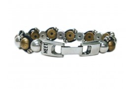 Kee Mixed Metal Bracelet