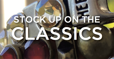 Stock Up On The Classics
